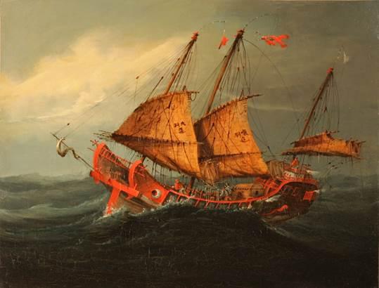 Musee-Compagnie-Des-Indes-Port-LOuis-Groix-Lorient-Morbihan-Bretagne-Sud © Musée de la Compagnie des Indes