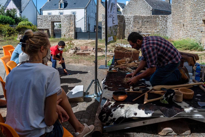 musee de prehistoire-carnac-Morbihan Bretagne sud-04 © Meero