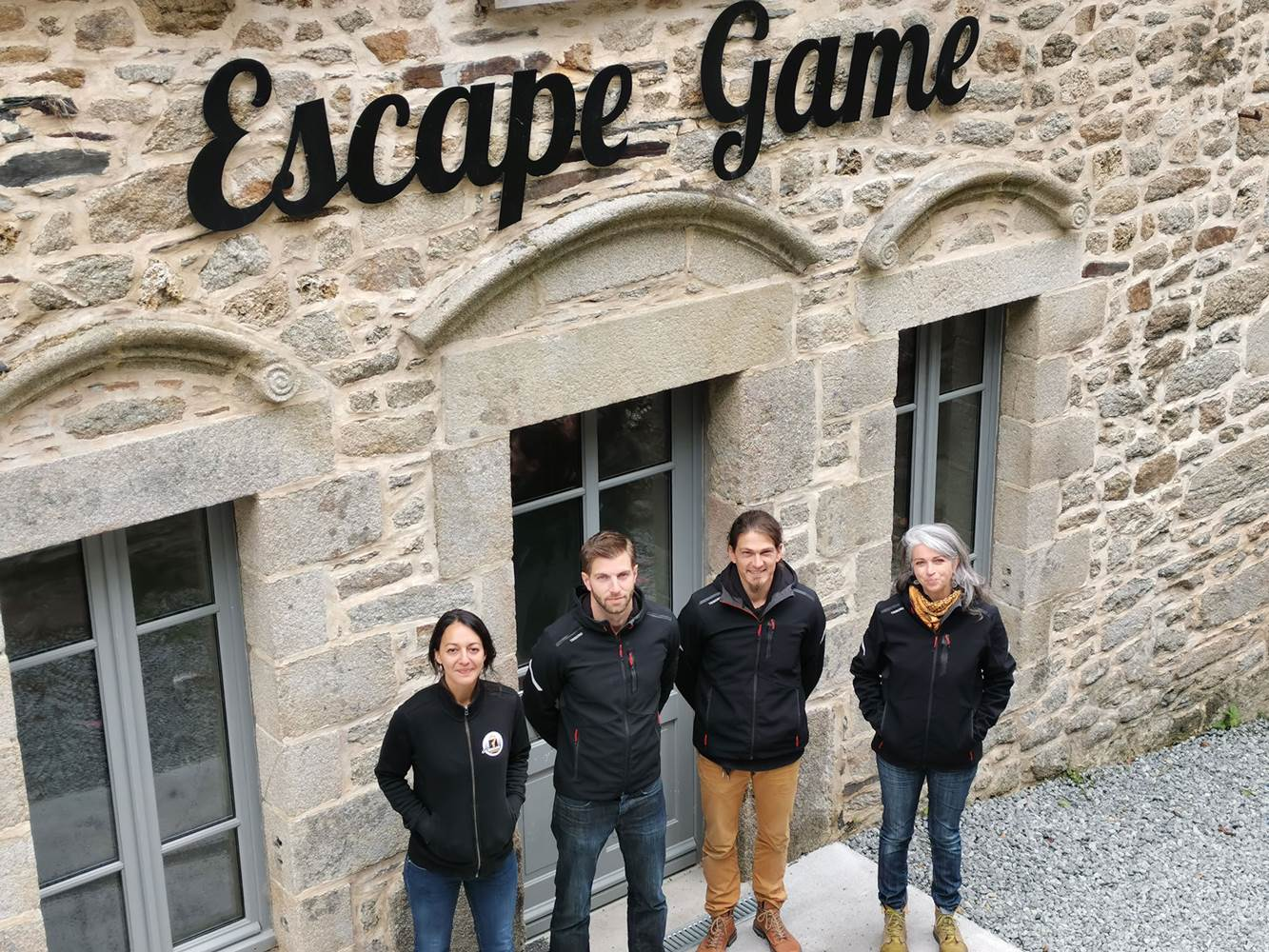 Escape Game Moulin Neuf Aventure - Morbihan Bretagne Sud ©