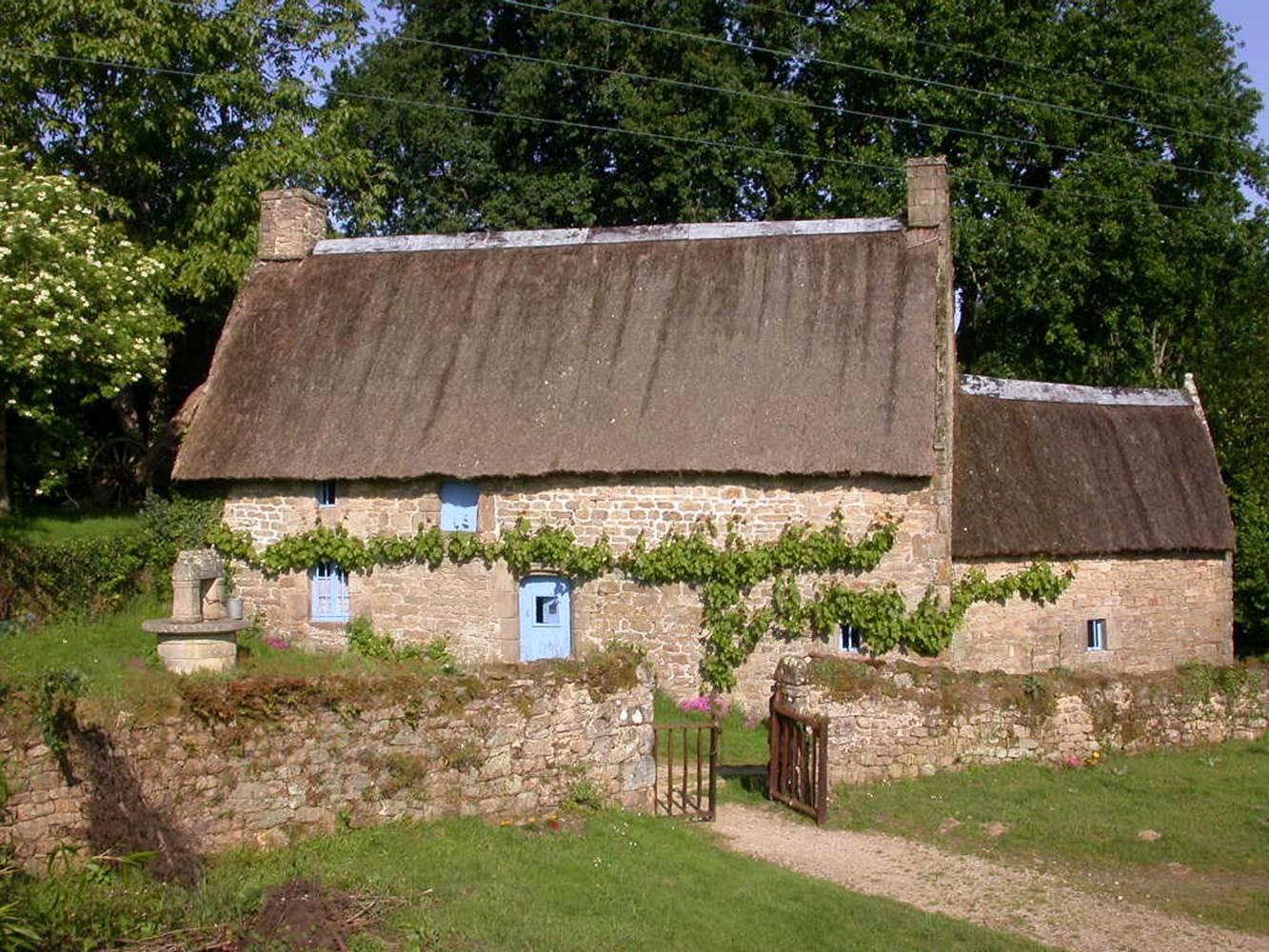 Ecomusée de Saint-Dégan- Morbihan - Bretagne Sud © Ecomusée de Saint-Dégan