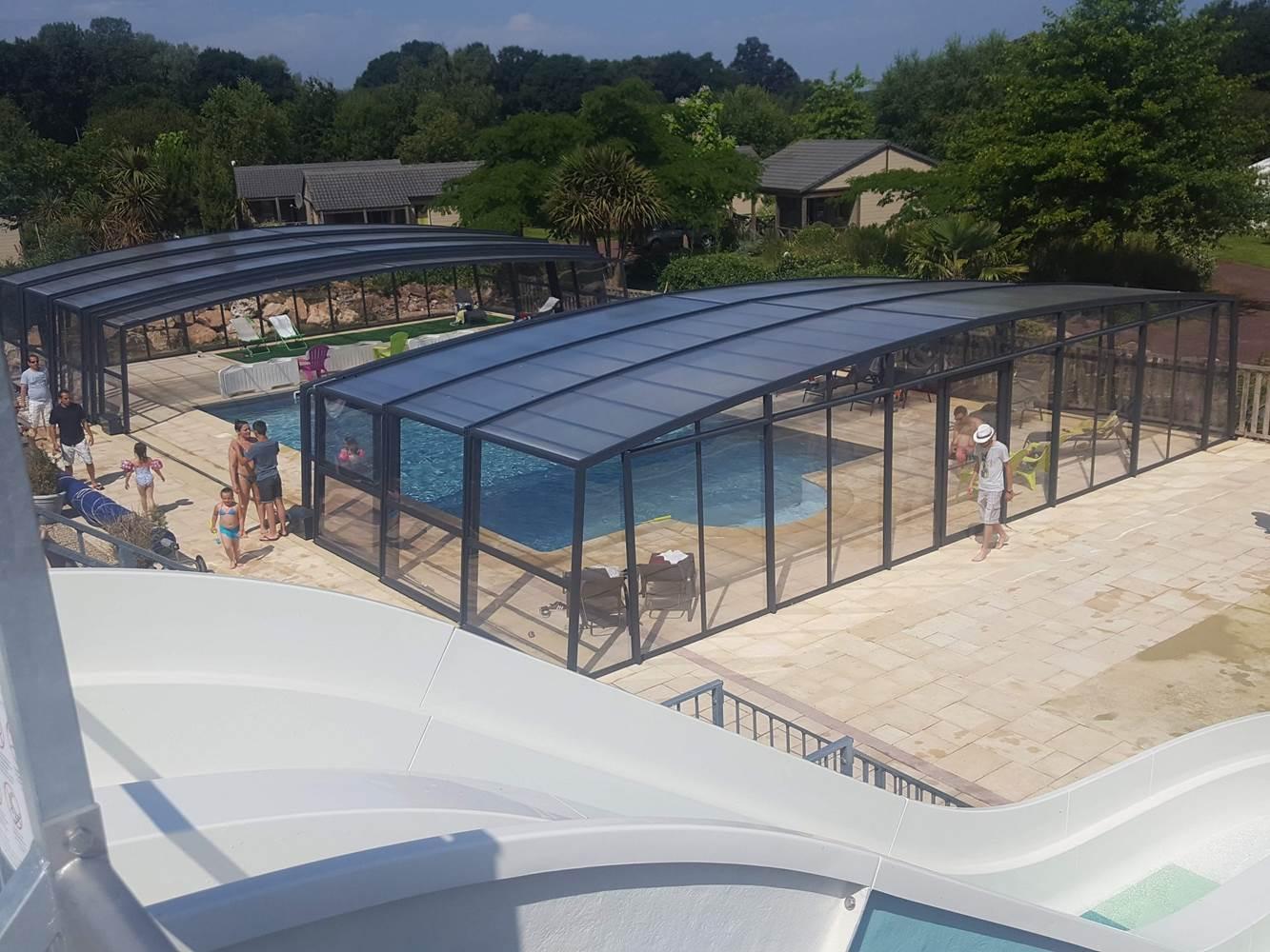 piscine couverte ©