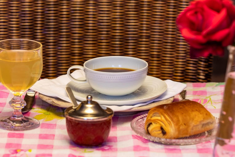 Le petit-déjeuner est servi ©
