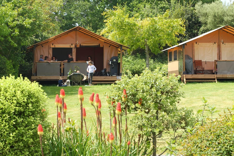 Tente Lodge ©