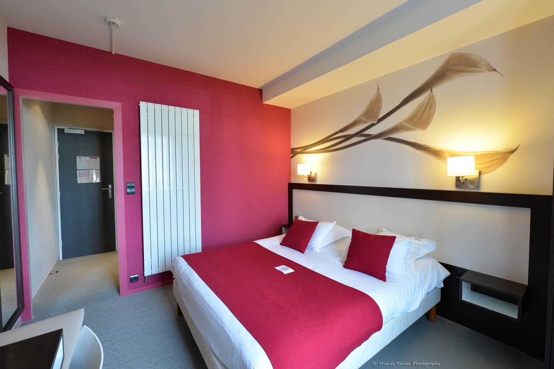 exemple chambre confort la Marébaudière Vannes ©