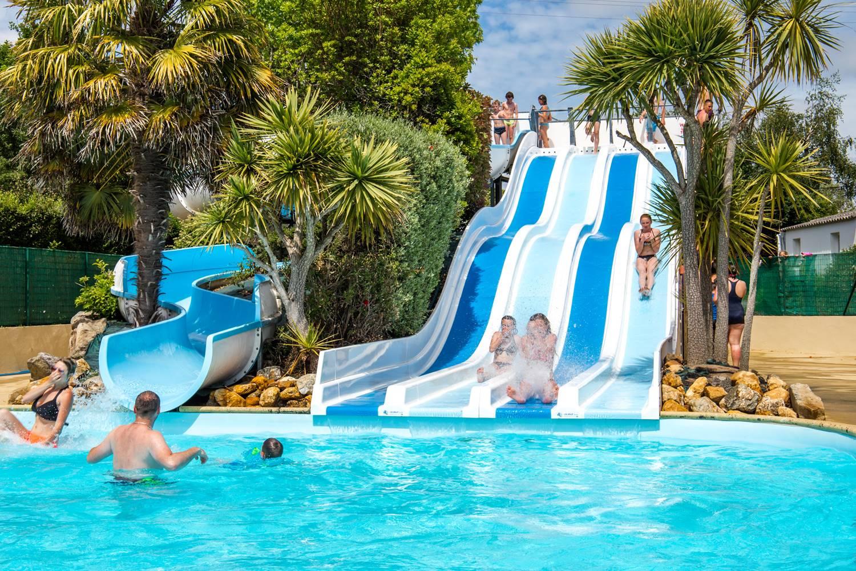 piscine-Camping-Kervilor-La-Trinite-sur-Mer-Morbihan-Bretagne-Sud ©