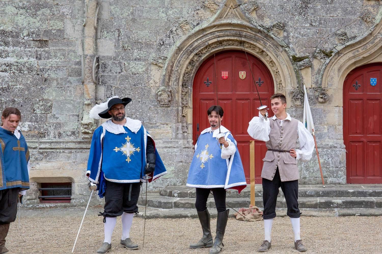 Château et parc de Josselin - Morbihan Bretagne Sud-11 © Perrine MULLER