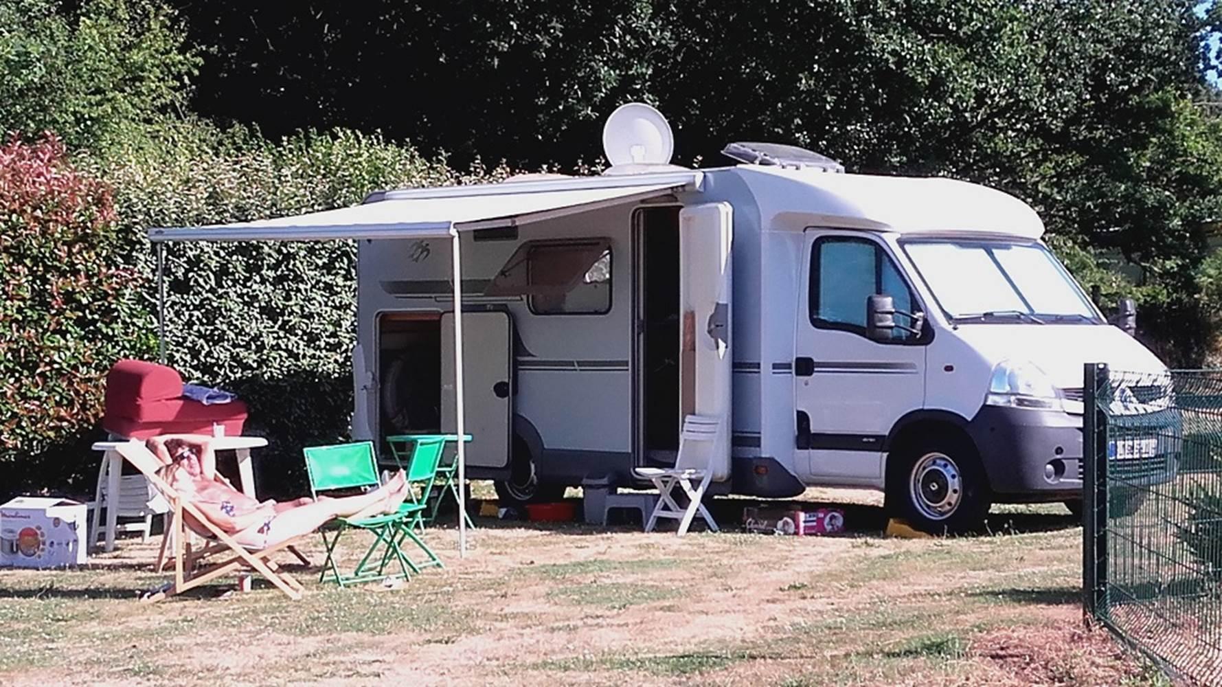 Camping de La Croix Neuve - Nivillac - Tourisme Arc Sud Bretagne ©