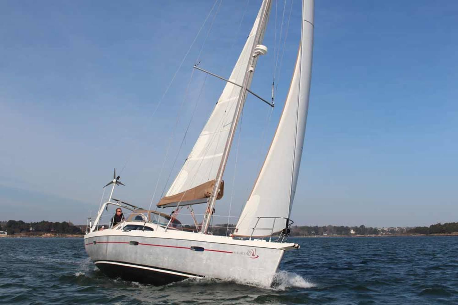 Connecti-sail-vannes-golfe-du-morbihan ©