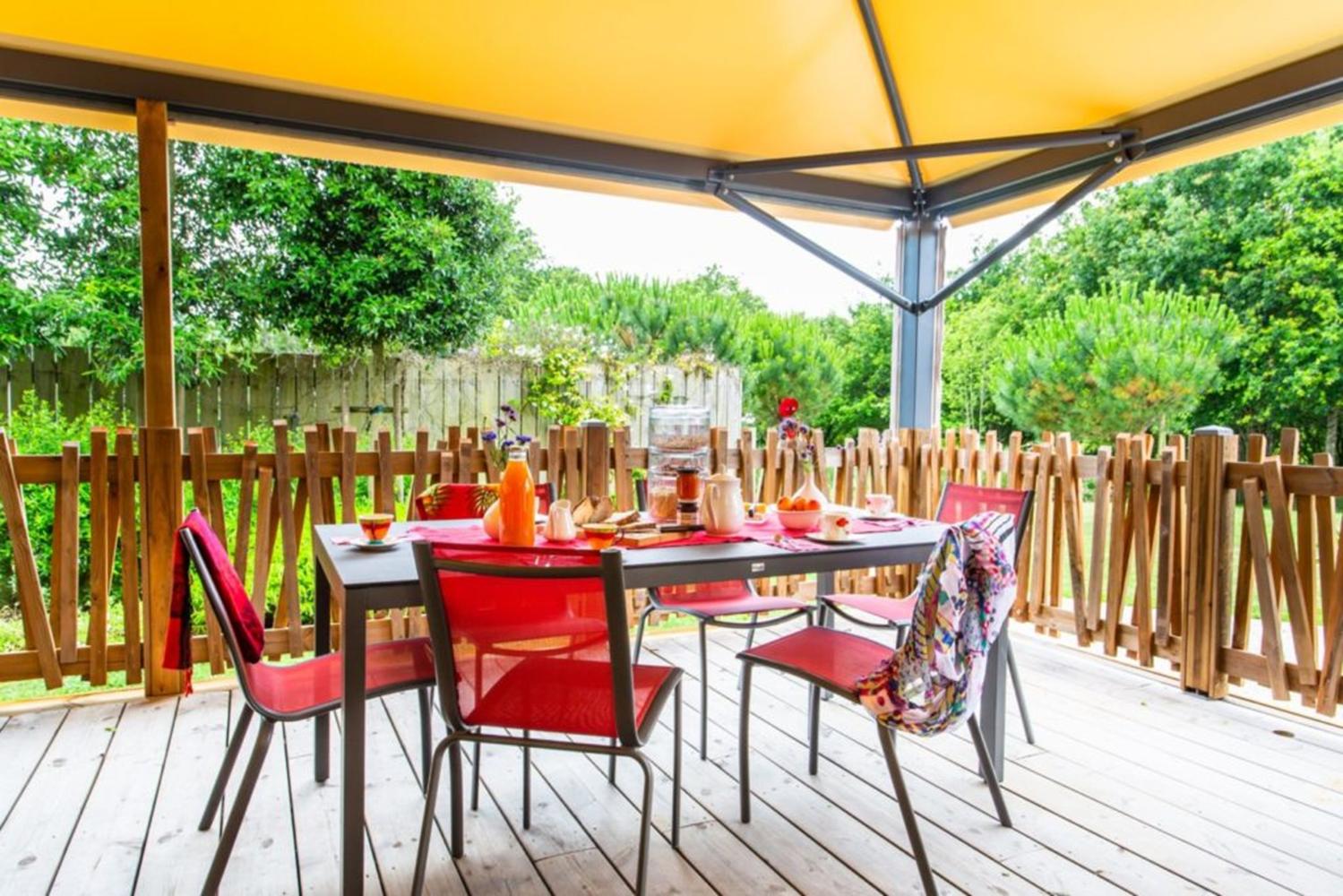 Terrasse cuisine ©
