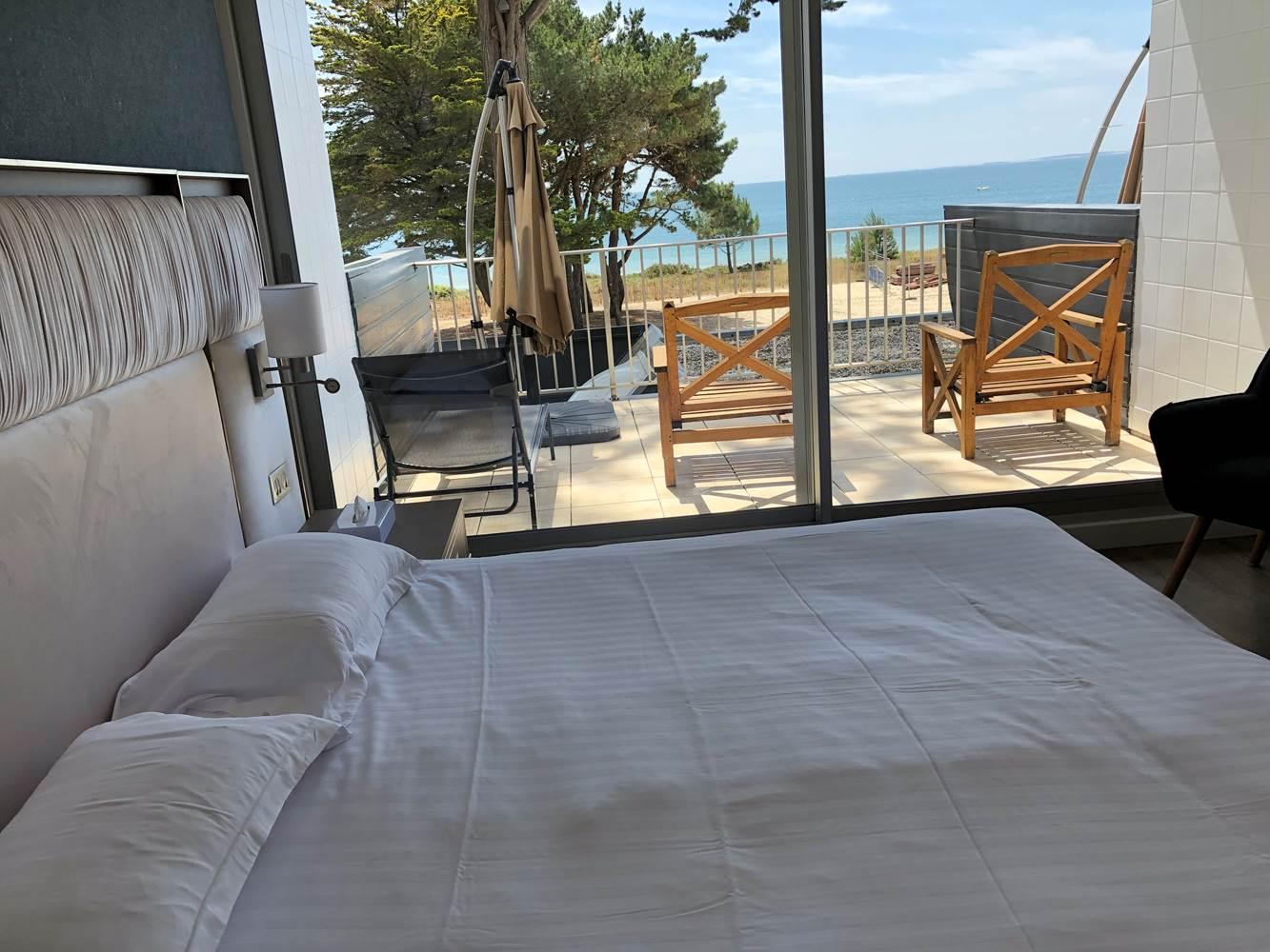 Chambre Prestige - LE DIANA**** Hotel & Spa Nuxe ©