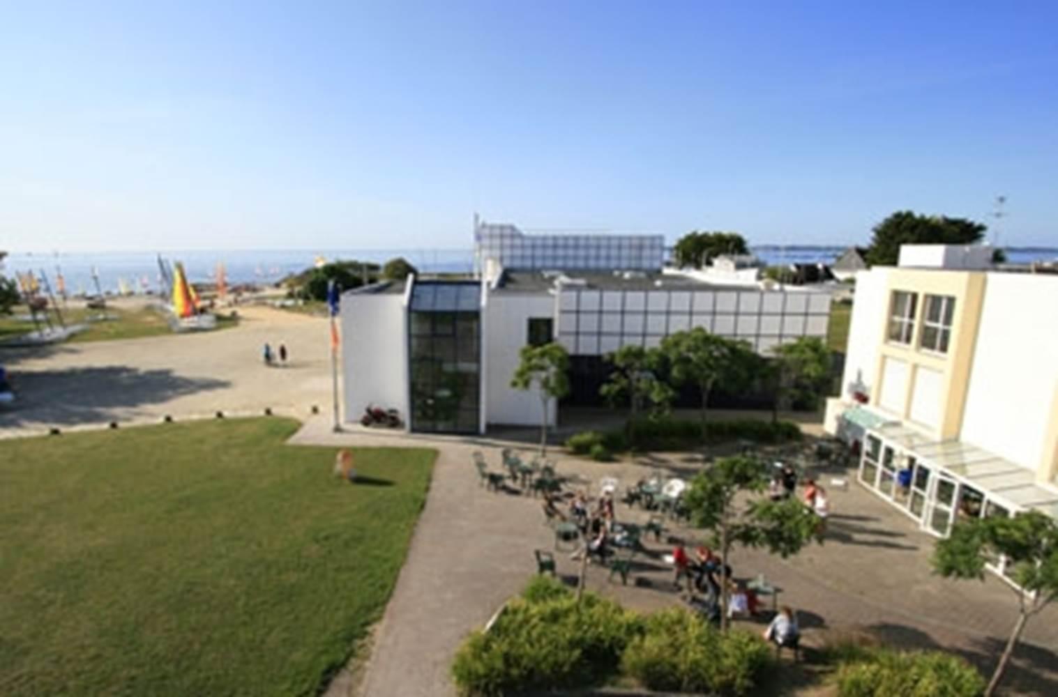 Résidence Parc Océanique de Kerguelen - Larmor-Plage - Groix - Lorient - Morbihan - Bretagne Sud © Auteur de vues