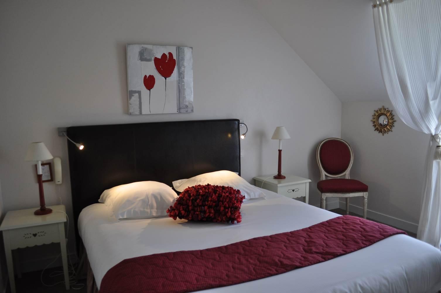 Hotel-Le-Parc-er-Gréo-Chambre