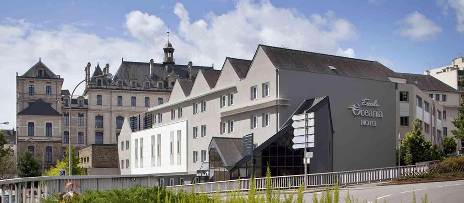 Hôtel-Escale-Océania-Vannes-Morbihan-Bretagne-Sud © Hôtel-Escale-Océania-Vannes
