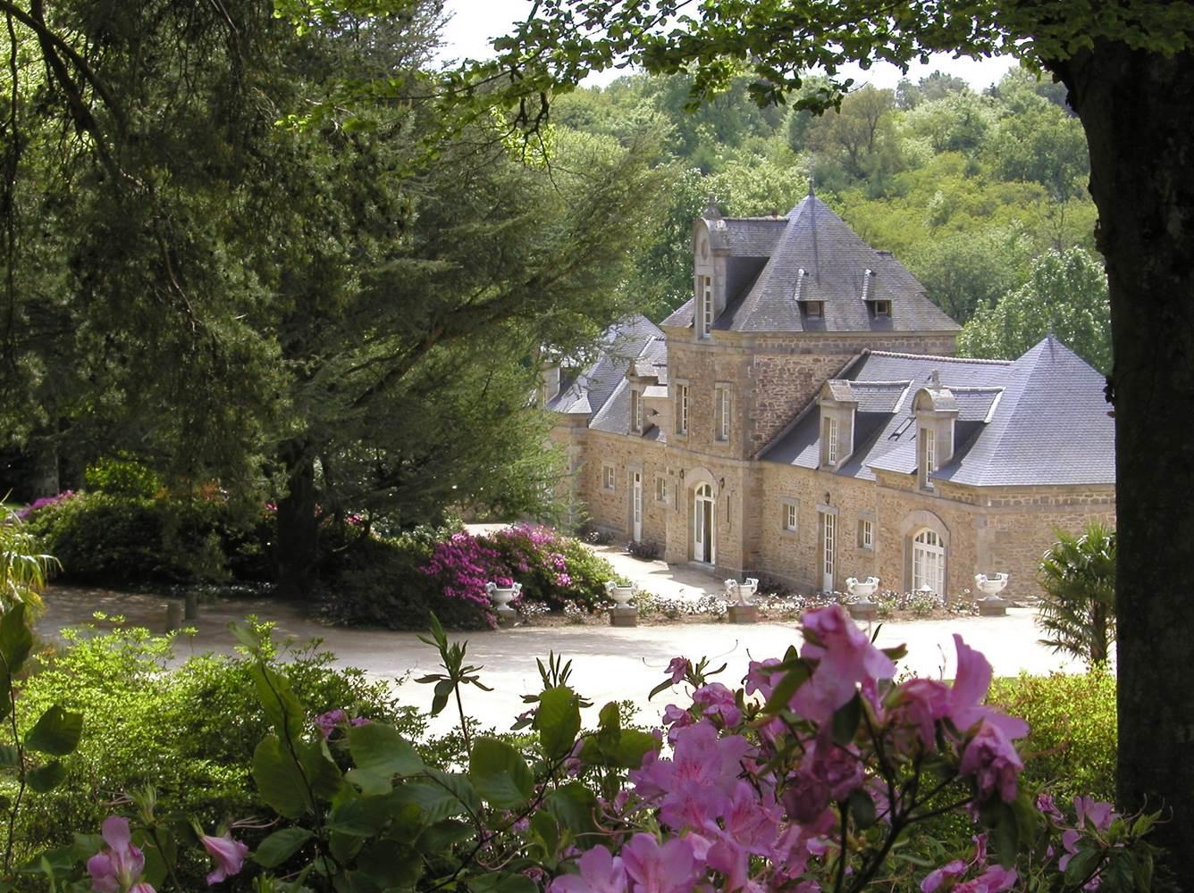 Hôtel Château de Locguénolé - Kervignac - Morbihan - Bretagne Sud ©
