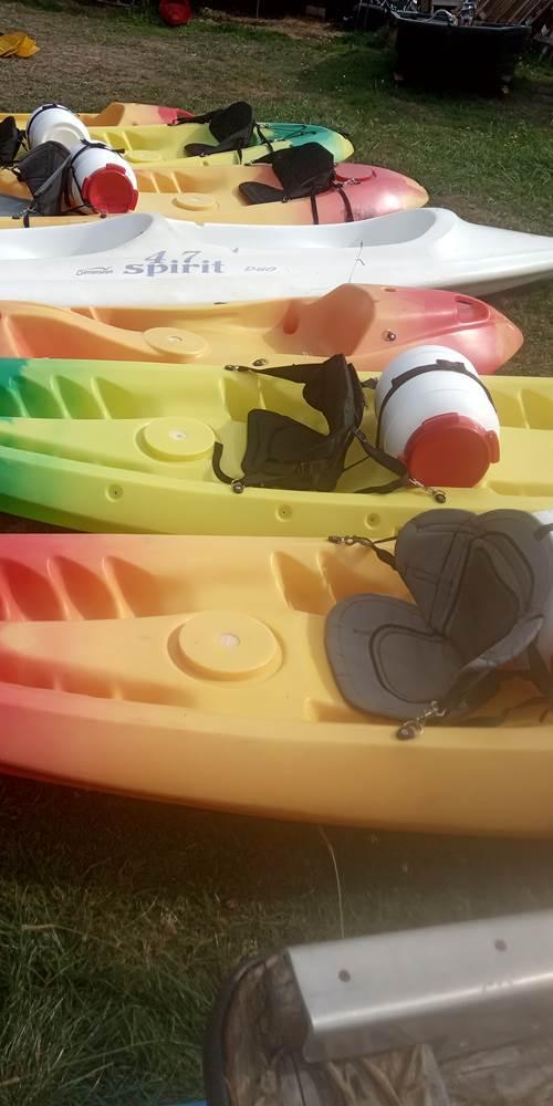 Kayaks ©