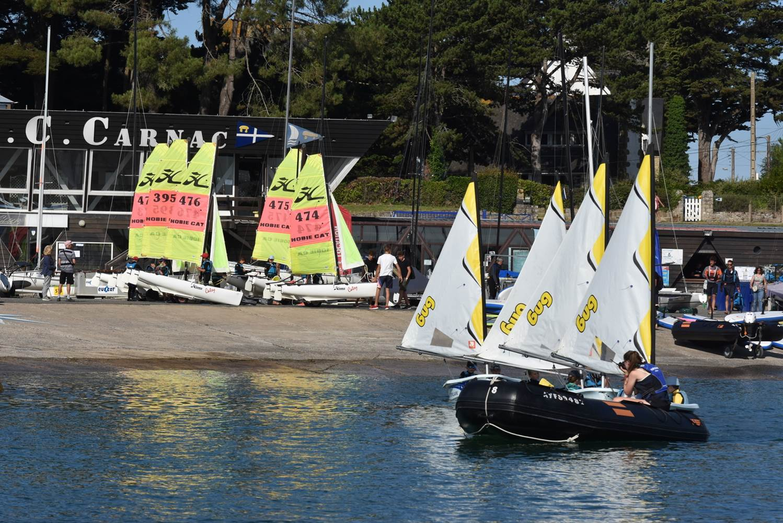 yacht-club-carnac-morbihan-bretagne-sud © ©P.Mahéo-YCCarnac