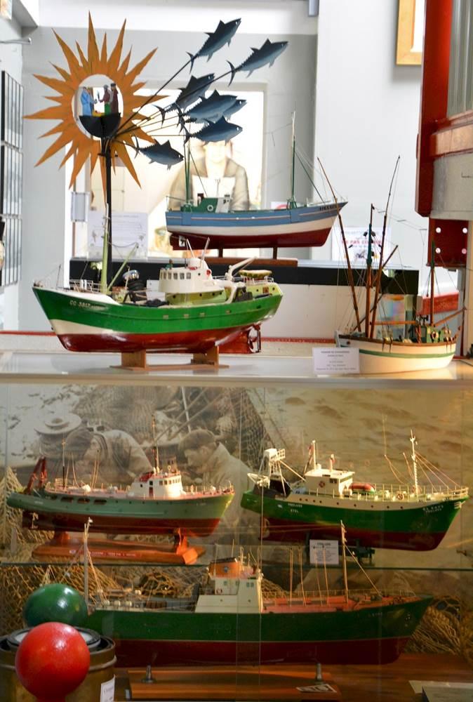 Musee-des-Thoniers - 2 -Etel - Morbihan Bretagne Sud © Musée des thoniers