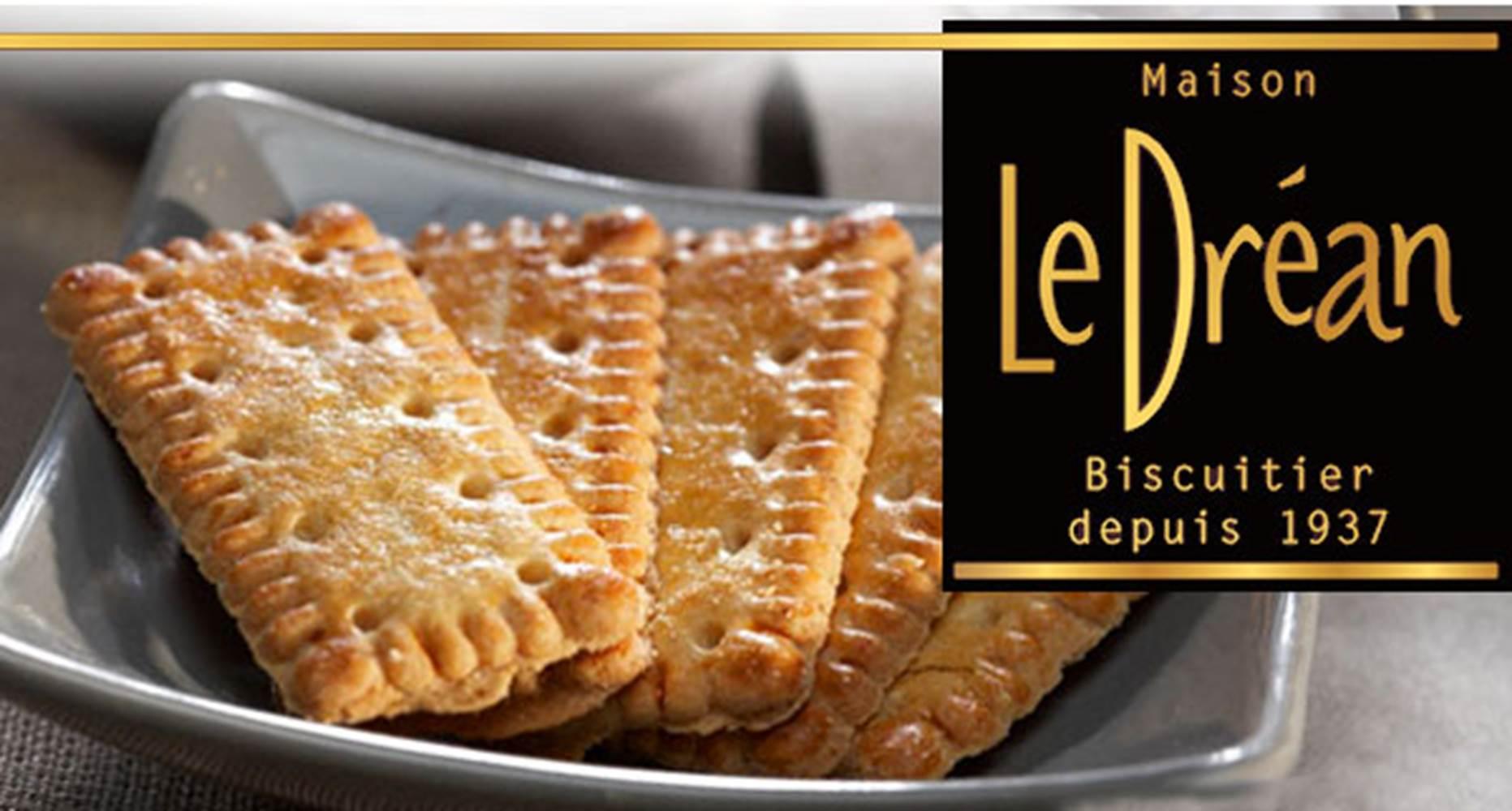 Biscuits Maison Le Dréan ©