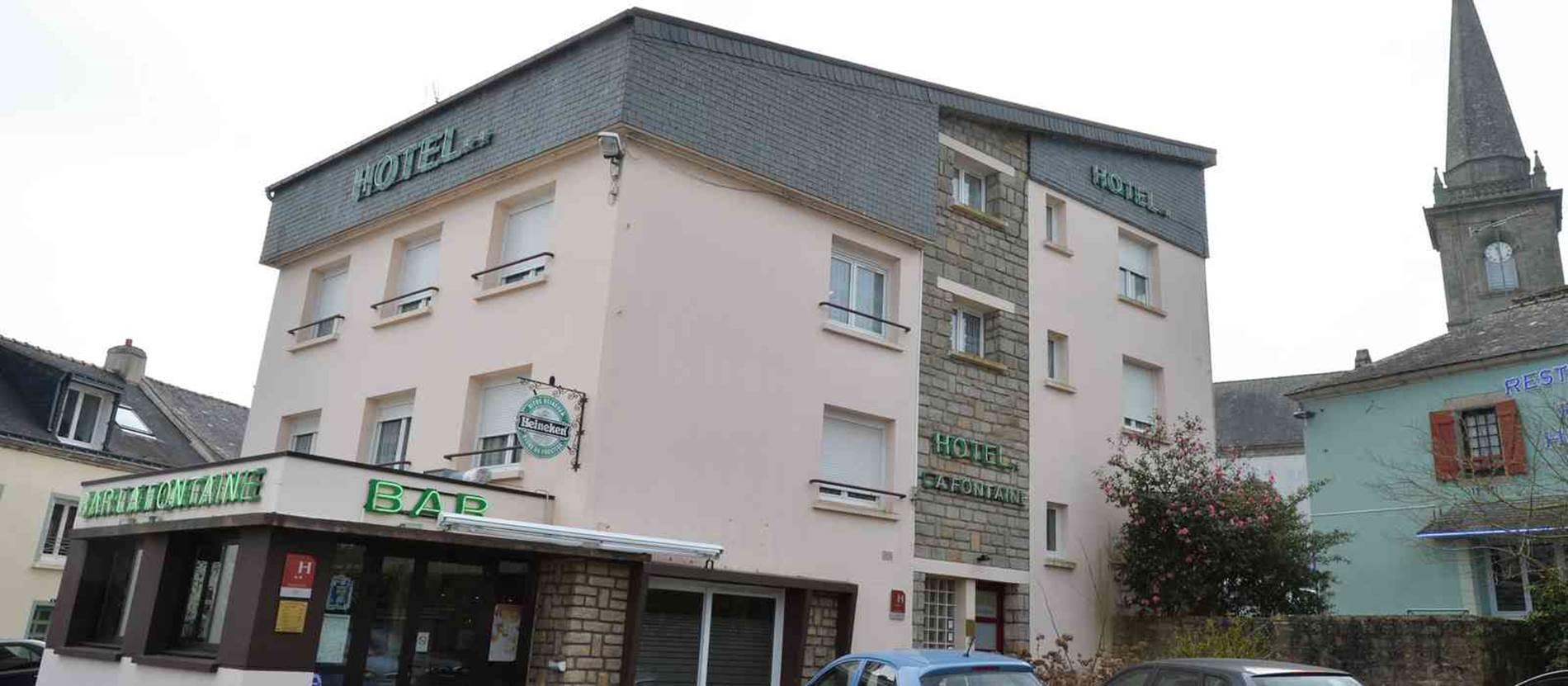 hotel-la-fontaine-theix-Morbihan-Bretagne-Sud-extérieurs © hotel-la-fontaine-theix