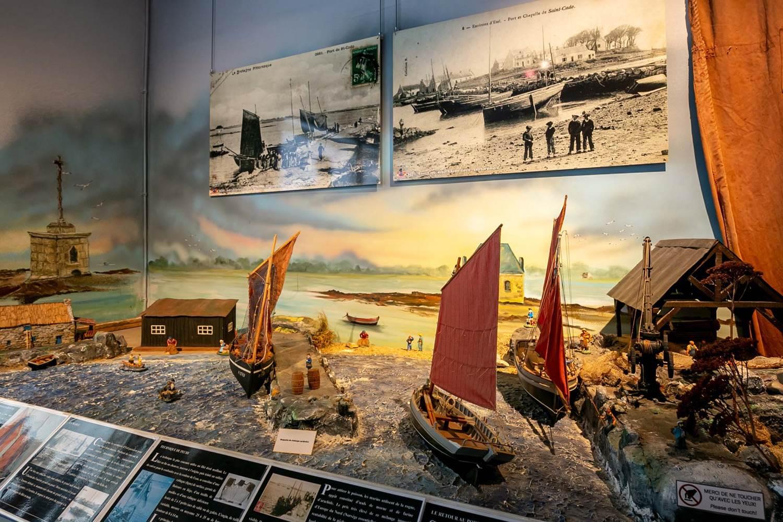 Musée-des-Thoniers- Etel-Morbihan Bretagne Sud-12 © Meero