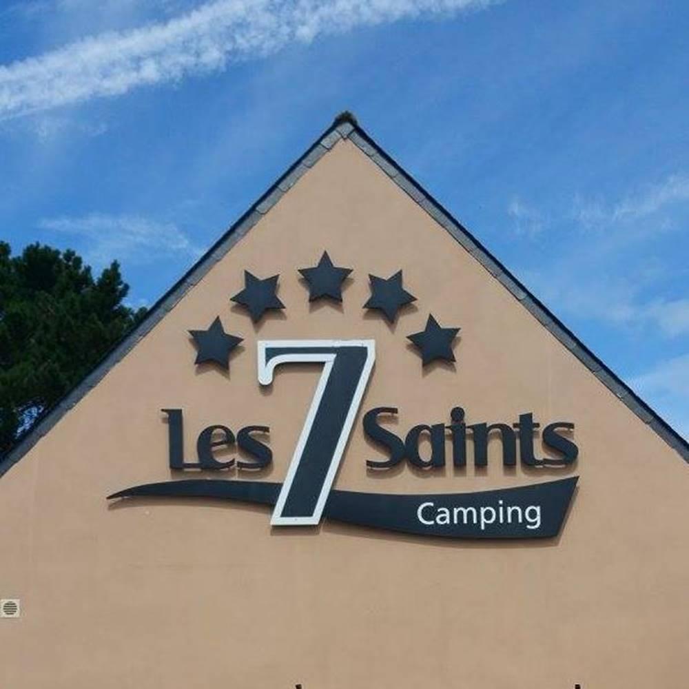 Camping les 7 Saints © Camping les sept Saints