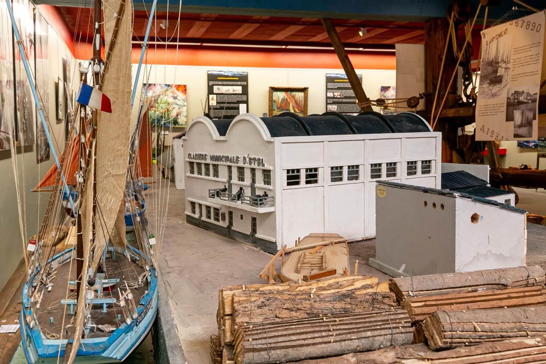 Musée-des-Thoniers- Etel-Morbihan Bretagne Sud-02 © Meero