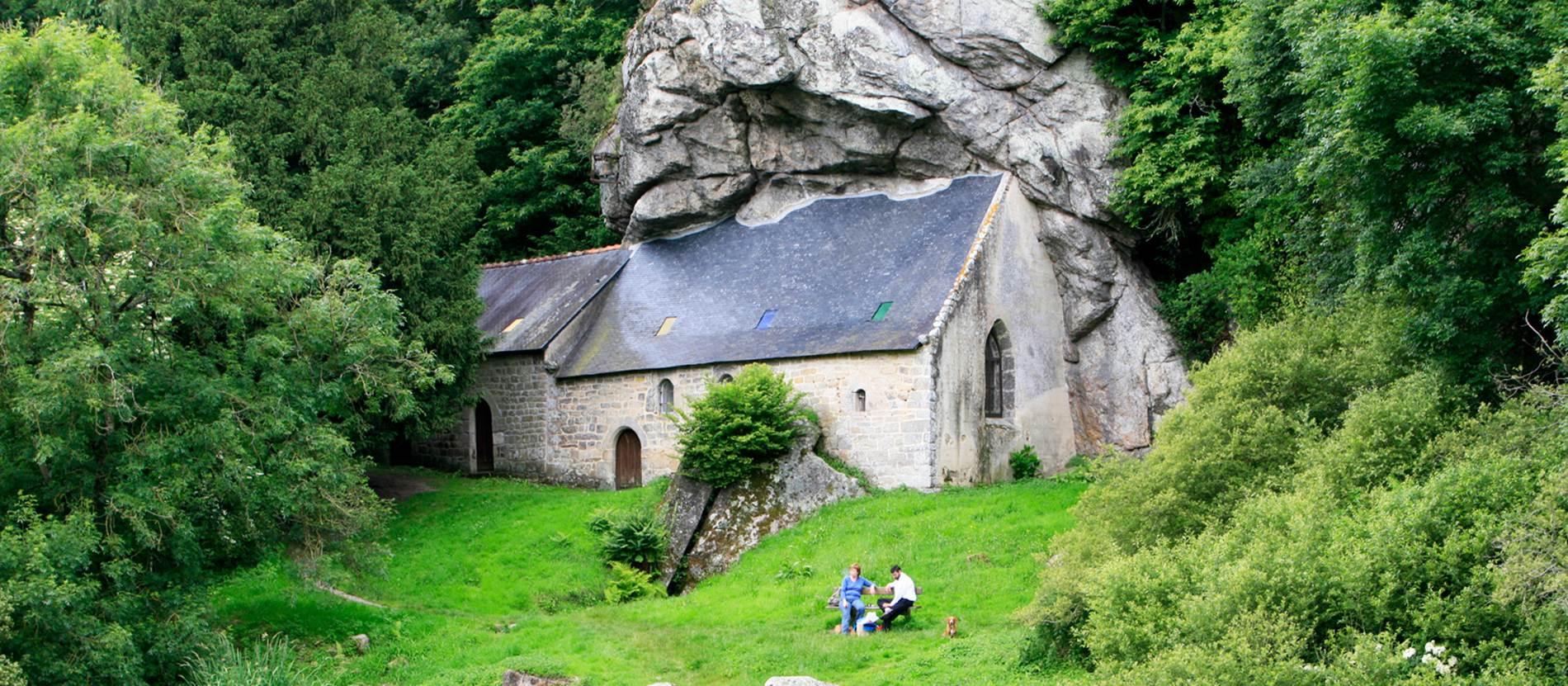 Les Rives du  Blavet © Morbihan Tourisme