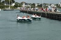 Ruban Vert - visites en bateaux électriques