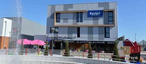 Hôtel Kyriad Auray Carnac