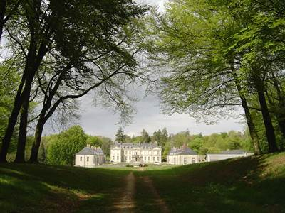 Parc du Domaine de Kerguéhennec