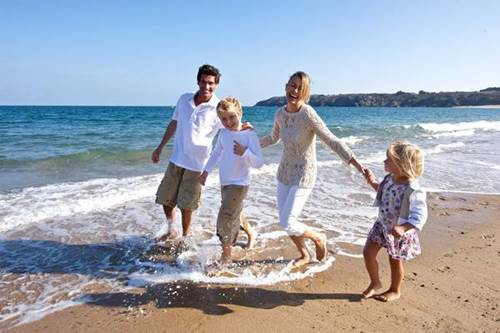 Offre Family au Carnac Thalasso et Spa