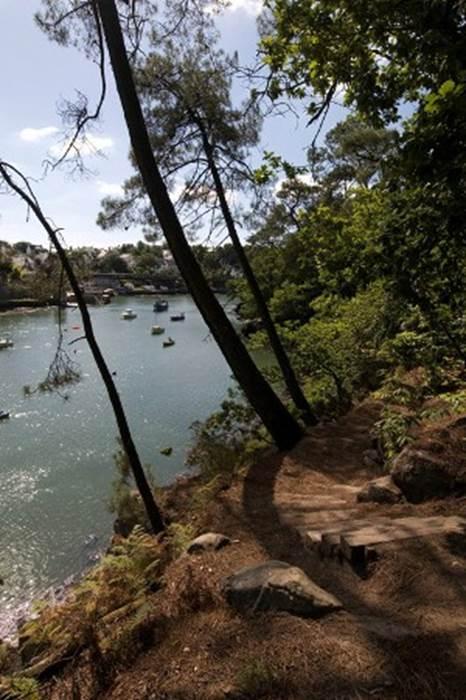 Randonnée Les deux rivières au départ de Ste-Avoye