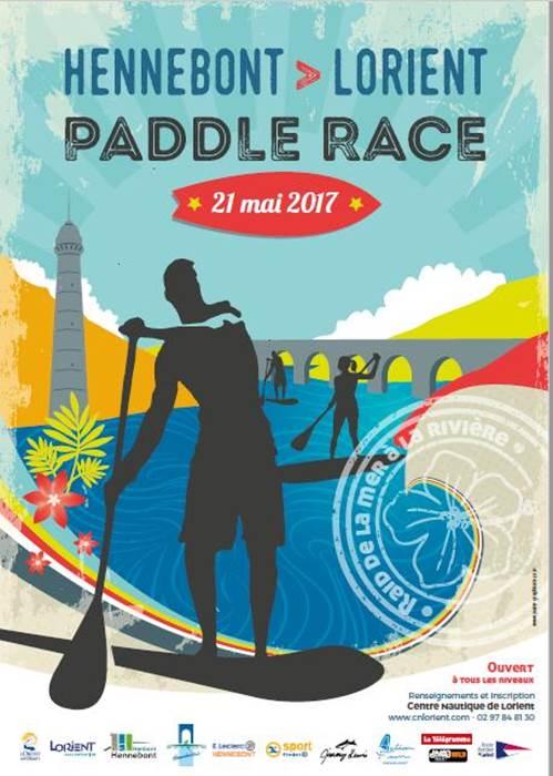 Lorient-Hennebont Paddle Race