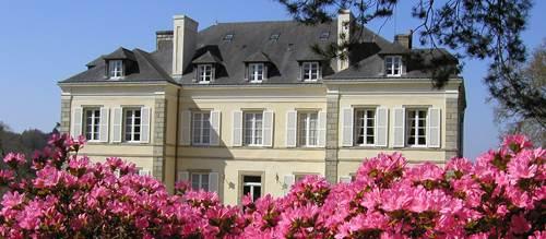 Séjour détente et romantique au Château de Locguénolé