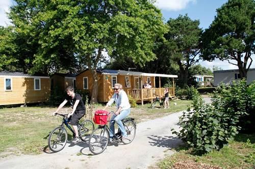 Camping Vitalys Domaine Odalys Vacances - Ker Arno St Philibert