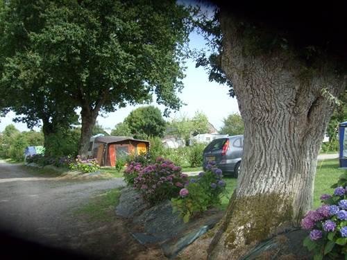 Aire naturelle de camping Les Rives de Vilaine