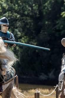Devenir chevalier d'Arthur