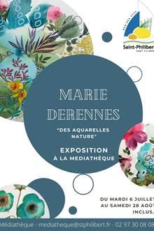 Exposition de Marie Derennes