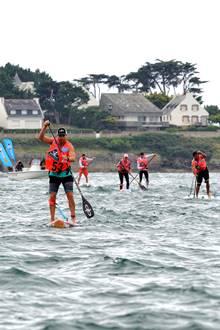 SNSM Morbihan Paddle Trophy