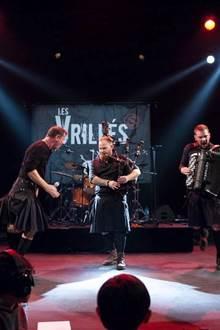 Concert - Les Vrillés