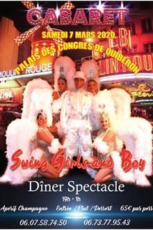 Cabaret Dîner Spectacle Swing Girls and Boy