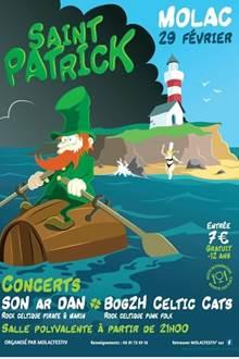 Concerts St Patrick