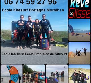 Ecole de kite-surf - Rêve de Glisse