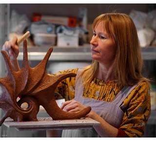Céramiste Sculpteur