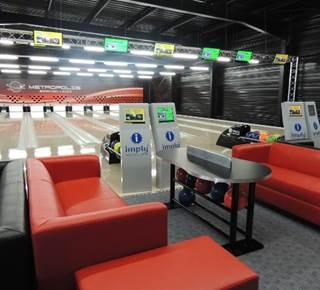 Metropolis - Bar bowling