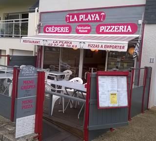 Crêperie bretonne - Pizzeria La Playa