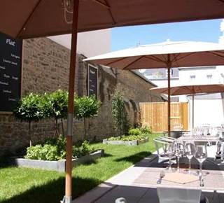 Restaurant Côté Patio, Best Western Plus Centre Vannes