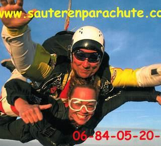 Sauter en parachute