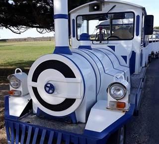 Petit train touristique Lorient Express