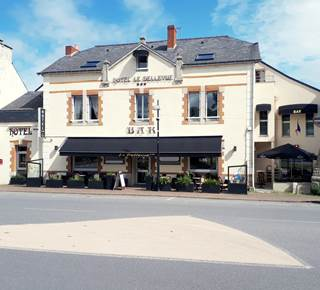 Hotel Le Bellevue ***